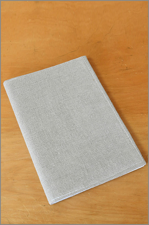 Journal - Recyled Paper (Linen) 01134