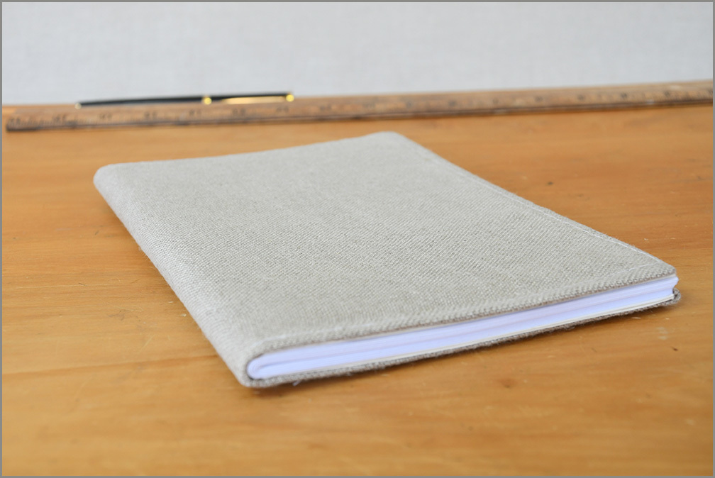 Journal - Recyled Paper (Linen)
