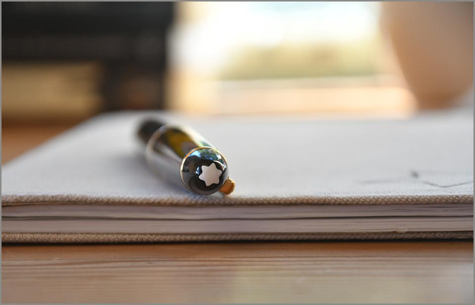 Stone Notebook - Linen