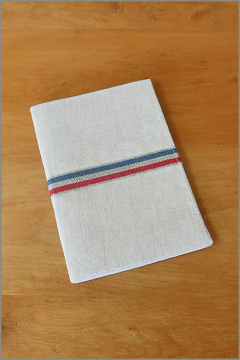 Notebook Recycled - Almost French 01139