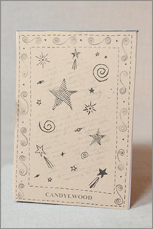 Doodle Pad - Sepia 00359