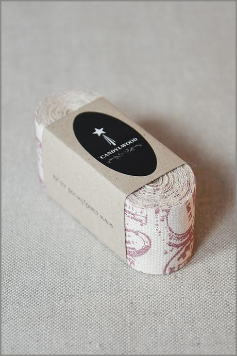 Stamped - Cotton Ribbon 00115