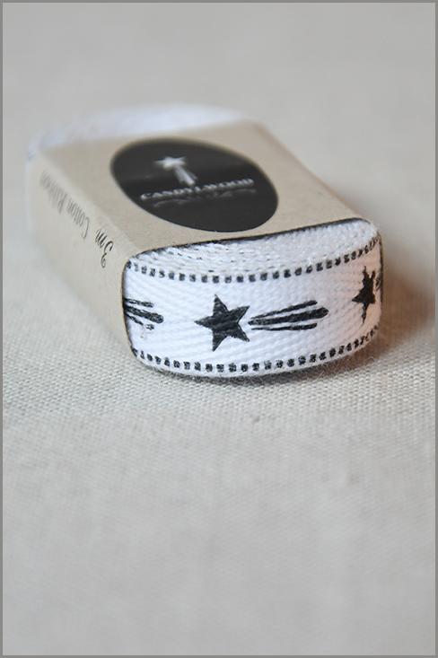 Shooting Star - Cotton Ribbon 00065