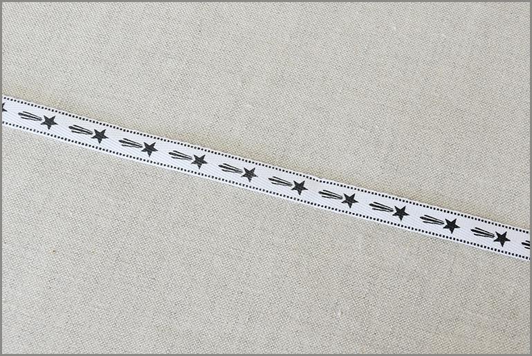 Shooting Star - Cotton Ribbon