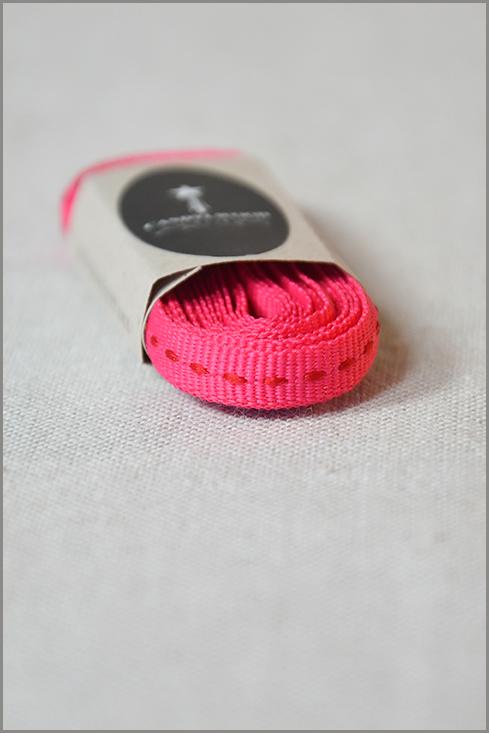 Tickled Pink - Petersham Ribbon 01188