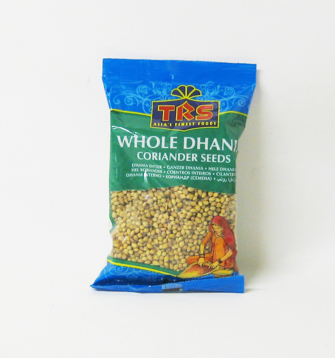 Dhania Coriander Seeds  100 gr