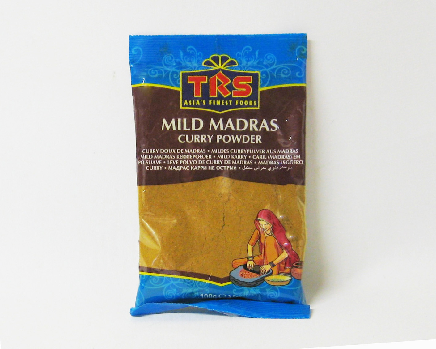 Madras Curry Powder Mild  100 gr