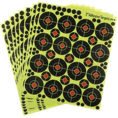 160 pcs Shooting Targets 2