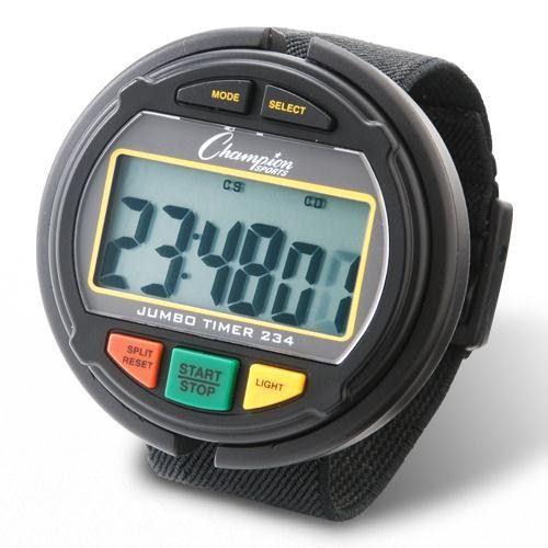 Jumbo Timer Sport Watch