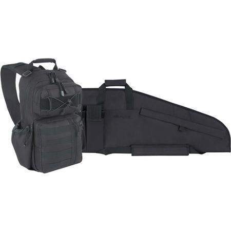 """Fieldline Pro 42"""" Gun Case with Roe Sling Pack"""