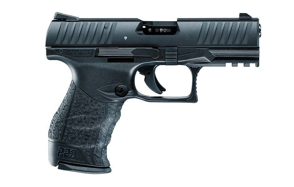 """Walther PPQ .22 4"""""""