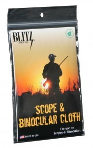 Blitz® Scope & Binocular Cloth