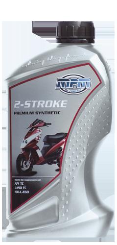 MPM 2-Stroke Oil Synthetic TC+