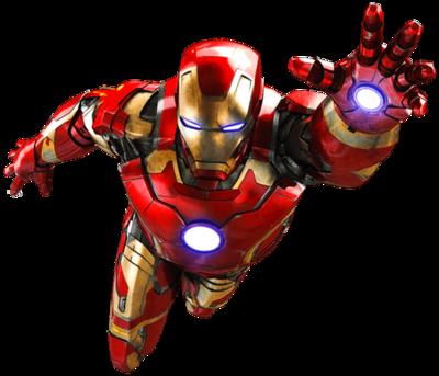 Gadget a tema Ironman regalini fine festa compleanno