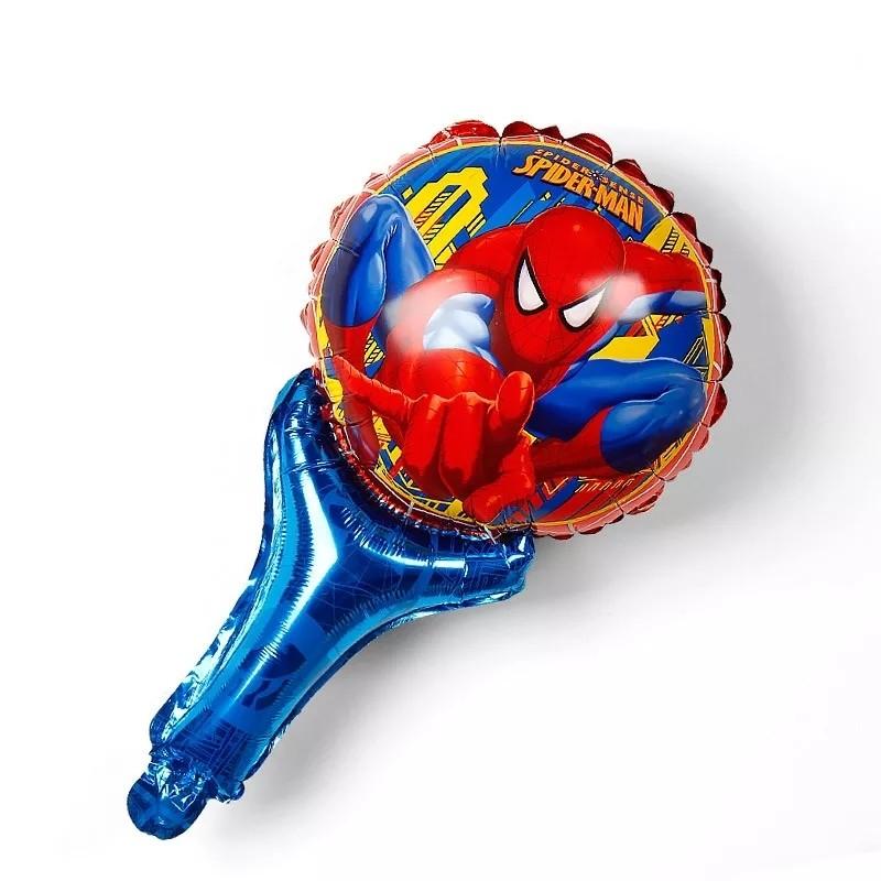 5 Palloncini Gonfiabili Spiderman Addobbi e decorazioni festa compleanno a tema