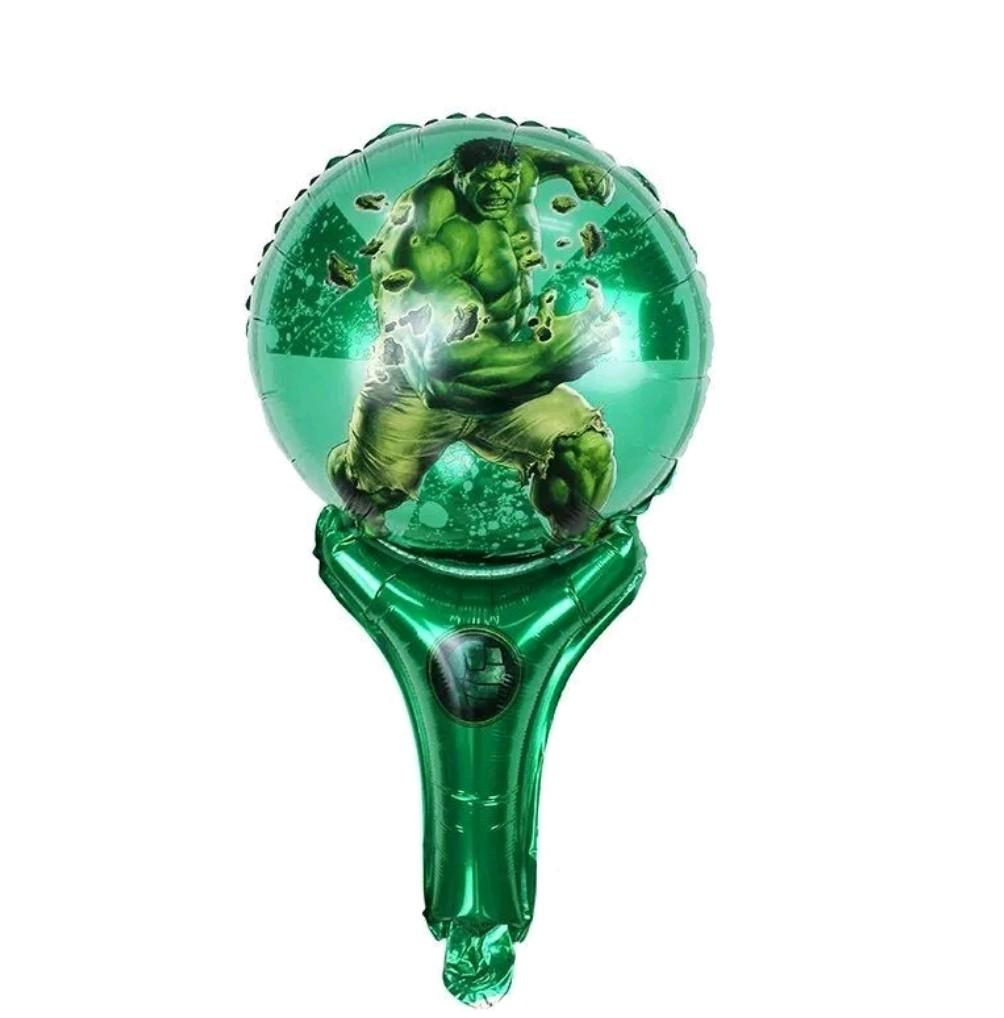 5 Palloncini Gonfiabili Hulk Addobbi e decorazioni festa compleanno a tema