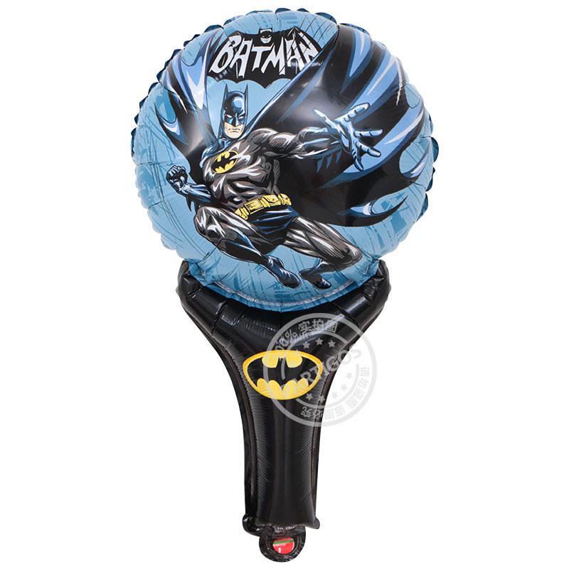 5 Palloncini Gonfiabili Batman Addobbi e decorazioni festa compleanno a tema