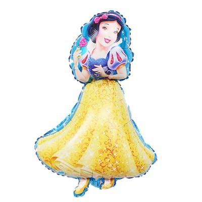 5 Palloncini Gonfiabili Principessa Biancaneve Disney Addobbi e decorazioni festa compleanno a tema