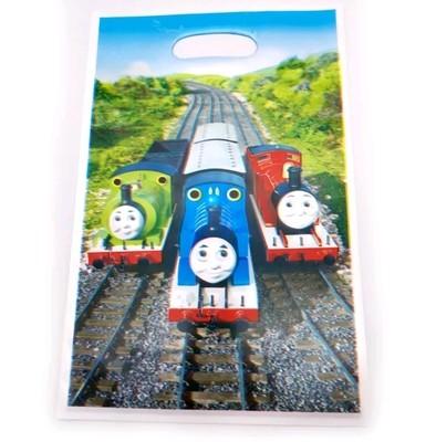 10 bustine Trenino Thomas confezioni regalo