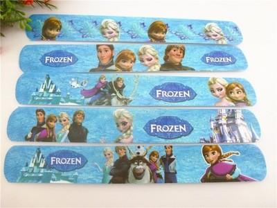 10 Bracciali Frozen Braccialetti Slap gadget a tema