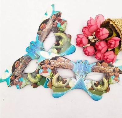 10 Maschere a tema Oceania addobbi decorazioni festa compleanno bambini