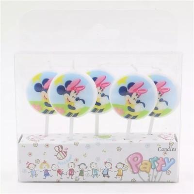5 candeline Minnie decorazioni torte festa compleanno a tema