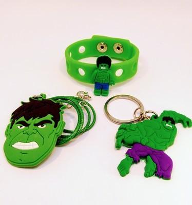 10 Gadget Mix Hulk regalini fine festa a tema