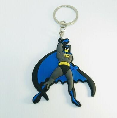 10 portachiavi Batman chiusura zip lampo zaino scuola