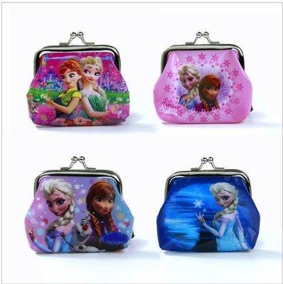 6 Portafogli e Portamonete principesse Anna Elsa Frozen Disney