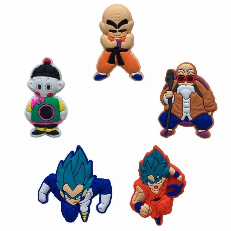 10 magneti frigorifero calamite Frigo a tema Dragon Ball Z