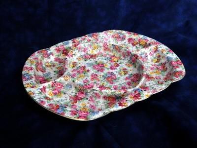Lord Nelson Marina Chintz 5 Part Rectangular Dish