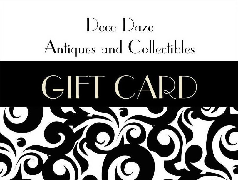Gift Card for Anniversary, Birthday, Valentines, Christmas, Wedding