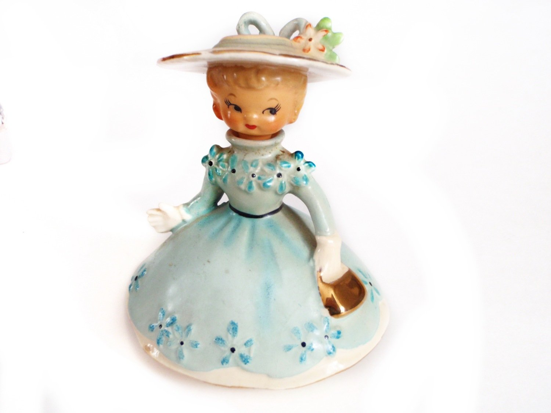 1958 NAPCO Lady Perfume Scent Bottle C3201A Original Label
