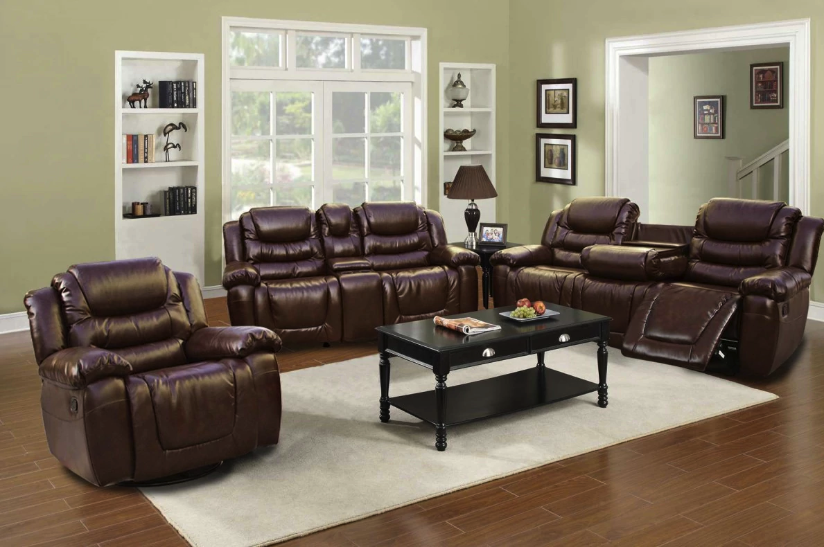 Awe Inspiring Avalon 3Pc Leather Recliner Sofa Set Gmtry Best Dining Table And Chair Ideas Images Gmtryco