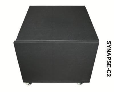 Battery Cabinet 2 x 100 Amp 12 Volt batteries (ex.VAT)