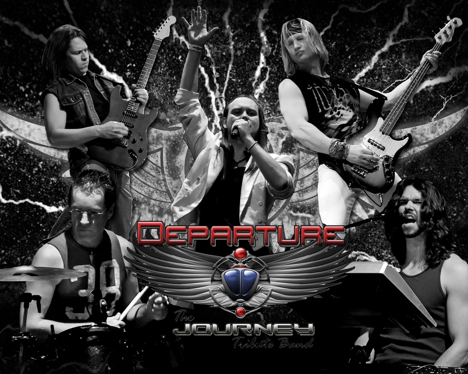 Departure (Journey Tribute Band) Saturday June 22nd 9:00pm