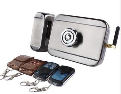 Anti-theft Electric Rim Lock with Remote Control