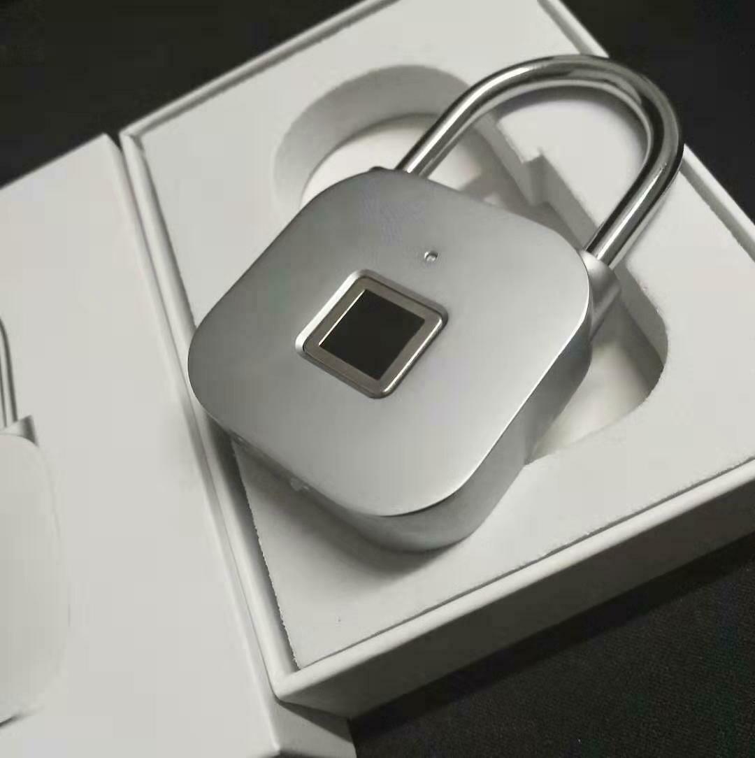 USB Fingerprint Padlock