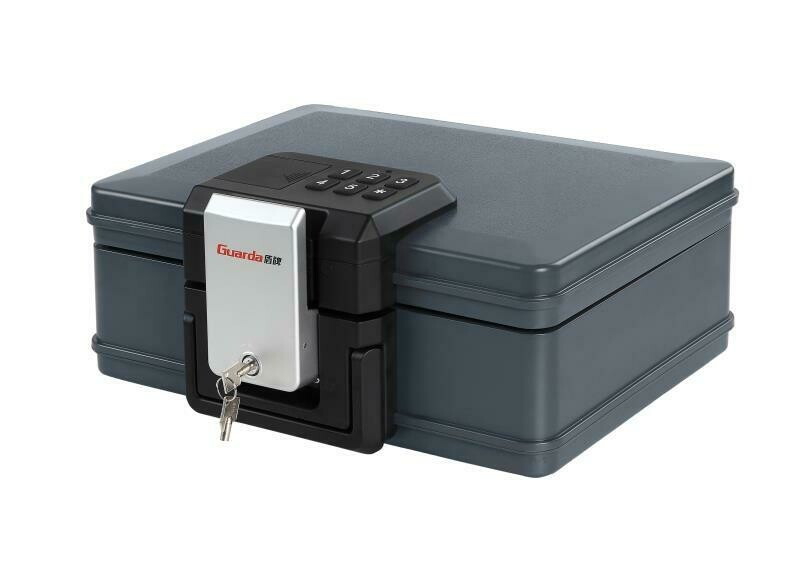 Electronic/Keypad Chest Safe with Carry Handle