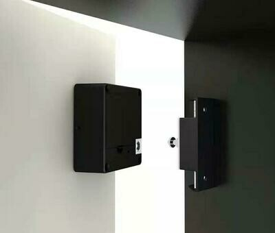 Invisible Card Cabinet Lock