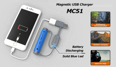 Magnetic USB Charger
