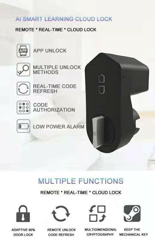 Smart Bolt Lock