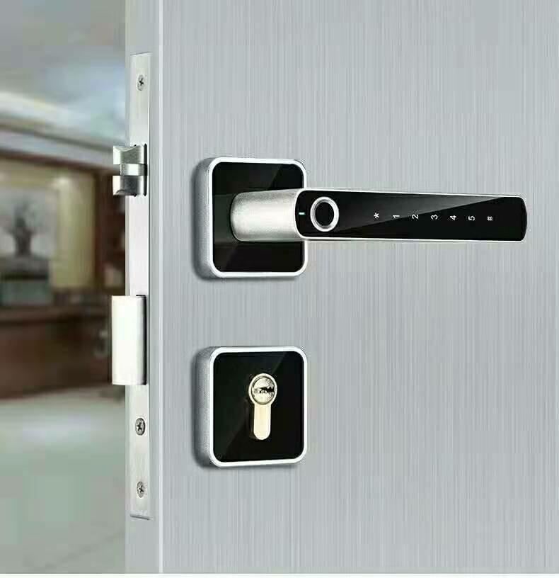 Digital Handle Access Control