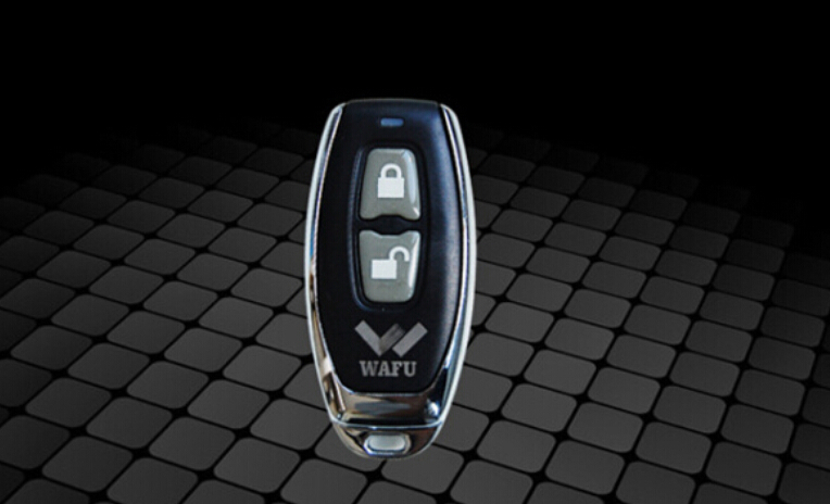 Free Shipping Wafu Keyless Lock Remote & Key Fob