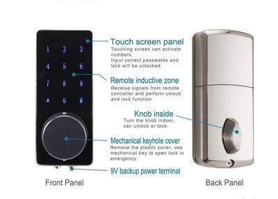 Remote Control Keyless Lock