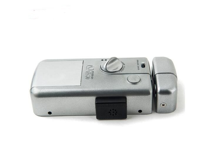 Free Shipping Selockey Remote Control Entry Door Lock