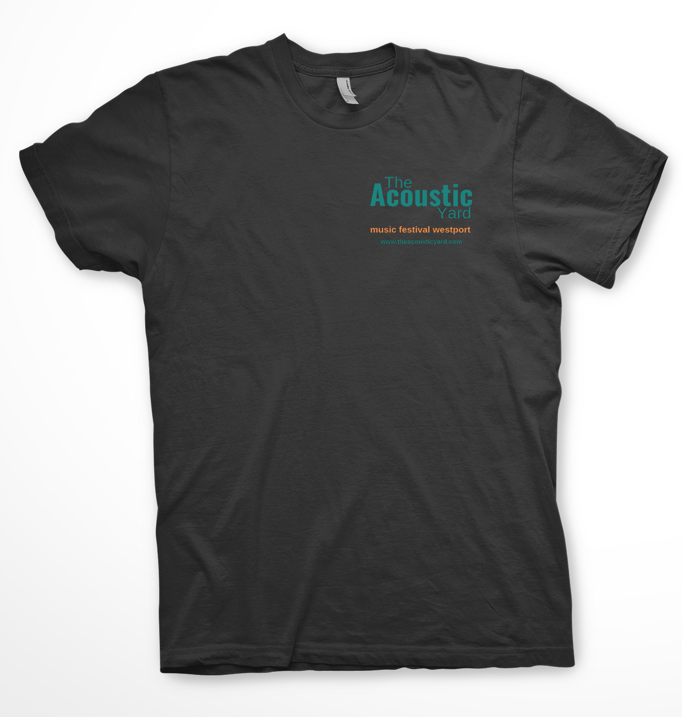The Acoustic Yard Music Festival T-Shirt Small 00008