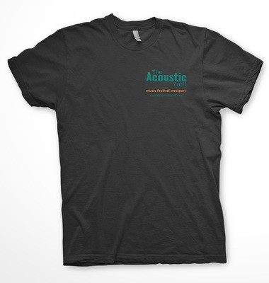 The Acoustic Yard Music Festival T-Shirt XXL