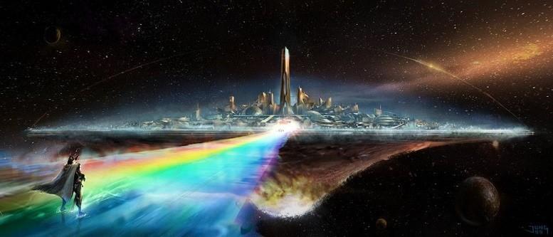 LoveHasWon Rainbow Bridge Transmutation
