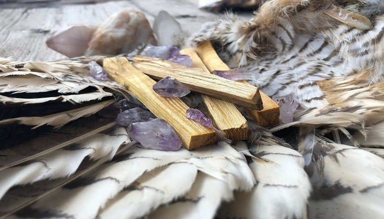 Gaia's Palo Santo (Domestic Shipping)
